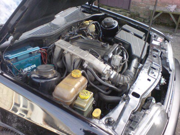Троит двигатель